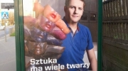 Kampania reklamowa Muzeum Sztuki ms2 (foto: archiwum FKM)