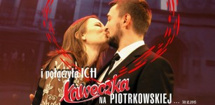 Połączyła ICH… Ławeczka na Piotrkowskiej!