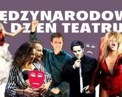 Międzynarodowy Dzień Teatru z Fundacją Kamila Maćkowiaka