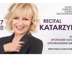 Katarzyna Żak gościem Fundacji Kamila Maćkowiaka