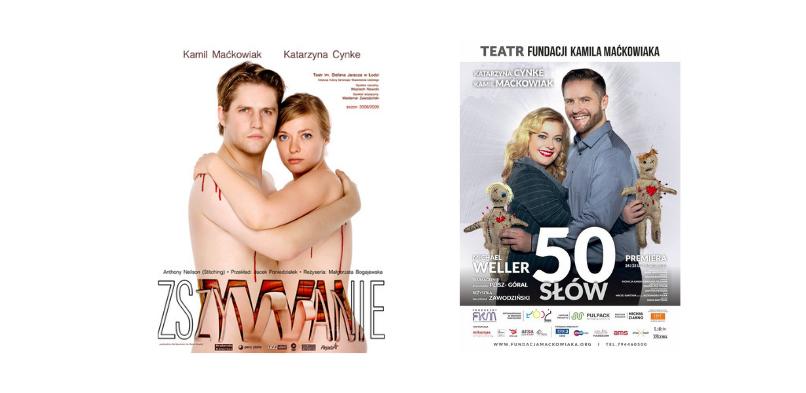 """10 years challenge – """"50 słów"""" o miłości"""