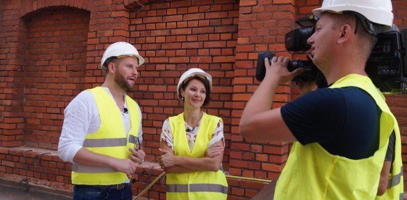 Kręcimy z TVP Polonia
